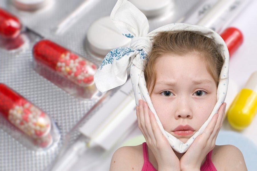 Bolile copilariei: oreionul