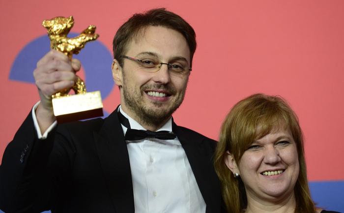 """Filmul """"Pozitia copilului"""" a cistigat trofeul URSUL DE AUR"""