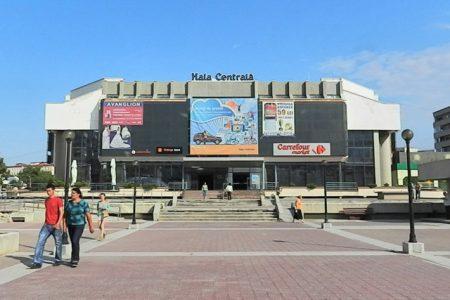 Hala Centrala se deschide in martie. E si Carrefour!