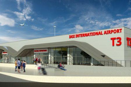 Semne proaste pentru Iasi. UE nu mai vrea sa dea bani la aeroporturile mici